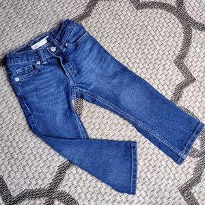 2t boy Levi jeans